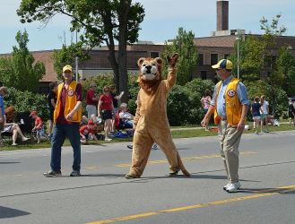 Clarence Memorial Day Parade 023