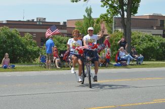 Clarence Memorial Day Parade 032