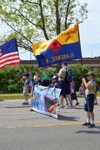Clarence Memorial Day Parade 039