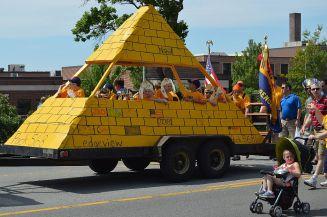 Clarence Memorial Day Parade 046