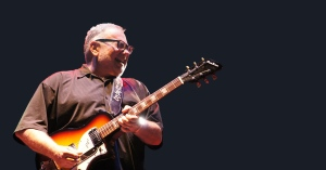 Saturday night's headliner Duke Robillard has a five decade career as a blues artist.