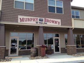 Murphy Brown's Craft Beer Emporium, 9500 Main Street, Clarence.
