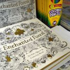Main Street Holiday Gift Ideas: coloring books for adults