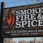 Discover Main Street video profile of Smoke, Fire & Spice