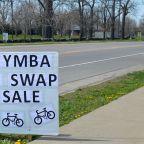 Photos: Sunday's Bike Swap a big Success!