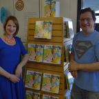Creative Clarence partnership creates a children's book about love