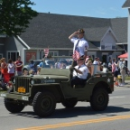 Photos from today's Memorial Day parade in Clarence