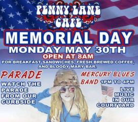Penny Lane Memorial Day 2