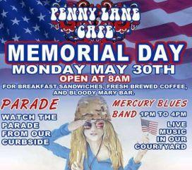 Penny Lane Memorial Day 2