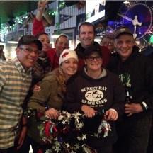 Karen Bunker, bike winner!