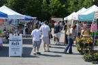 The full version of Clarence Hollow Farmers' Market returns this weekend