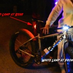 Bike Safety for Night Riding and Pub Crawling