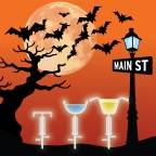 Creepy Crawler: Bike Pub Crawl With a Halloween Twist