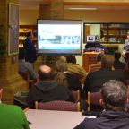 Photos from Thursday night's Vision Main Street Clarence public forum