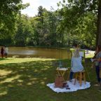 Photos from the Clarence Summer Art and Plein Air Festival