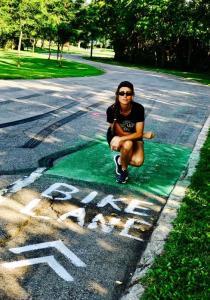 bike lanes
