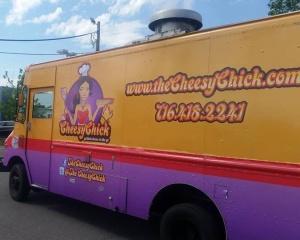 cheesy truck