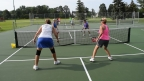 Video: Try Pickle Ball at the Connecting Clarence Street Festival this Saturday