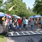 Successful Street Festival Casts Harris Hill in New Light