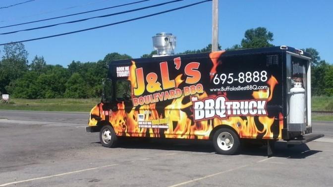 J & L's BBQ Truck