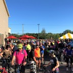 Murphy Browns Hosts Friday Slow Roll Pedal Party