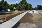 Main Street Sidewalk Project Moving at a Brisk Pace