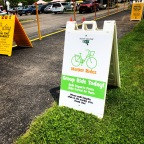Market Rides Debuts at Clarence Hollow Farmers' Market